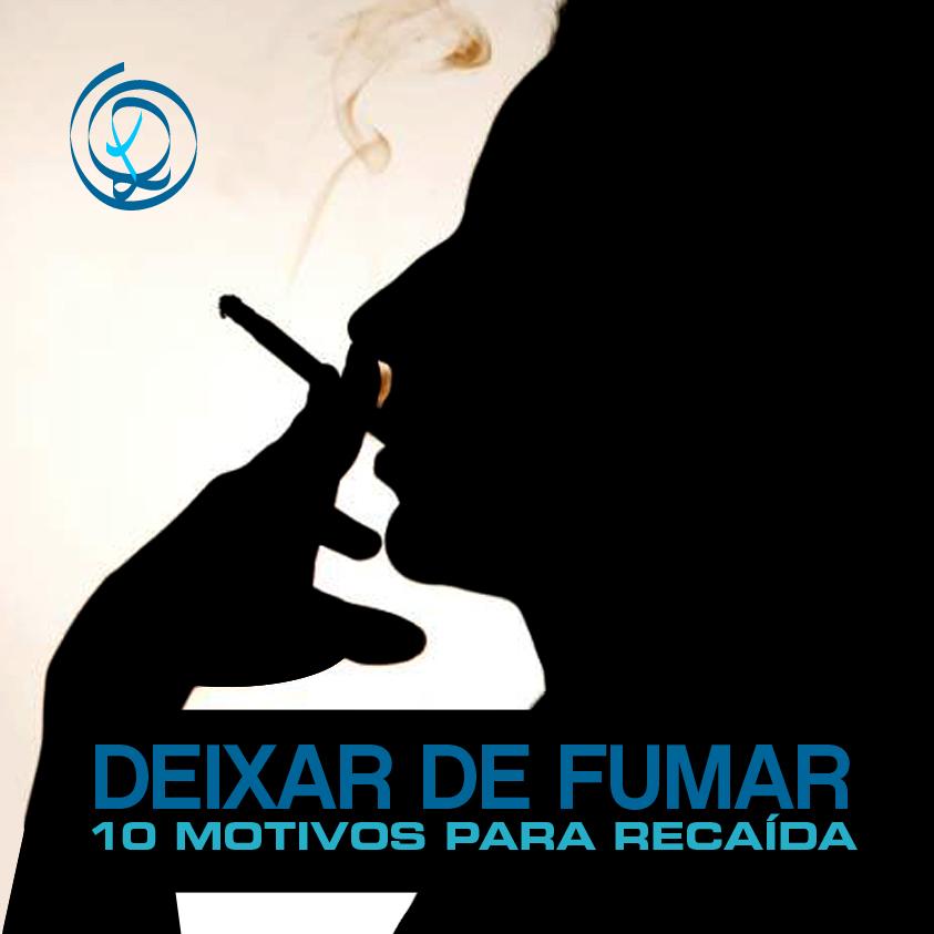 Fumar tratamento por mãos