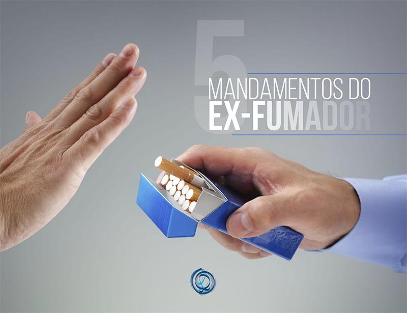 5 mandamentos do ex-fumador