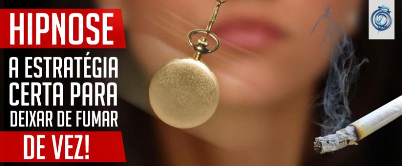 Hipnose – a estratégia certa para Deixar de Fumar (de vez!)